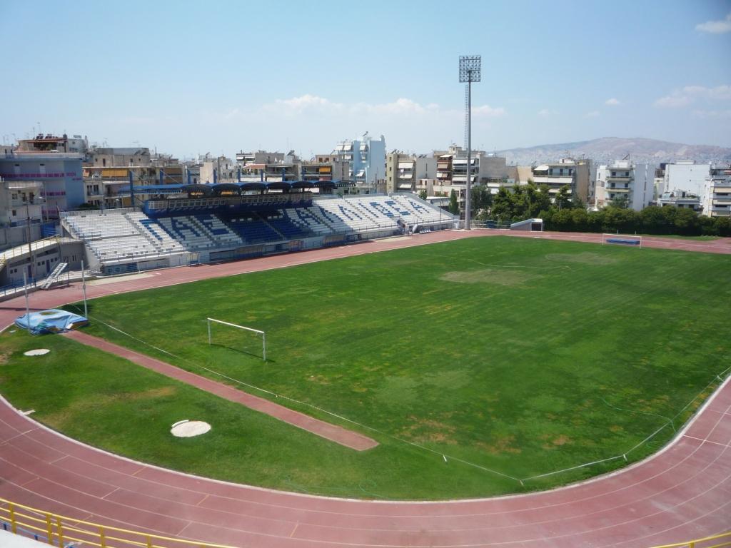 Αθλητικά Κέντρα και Γήπεδα