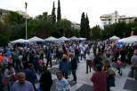 Με πολύ μεγάλη συμμετοχή πραγματοποιήθηκαν οι δύο εκδηλώσεις του Δήμου Καλλιθέας για τη στήριξη της τοπικής μας αγοράς