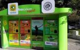 Νέο Υπερσύγχρονο μηχάνημα ανακύκλωσης στην πλατεία Δαβάκη
