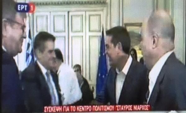 Παρέμβαση Δημήτρη Κάρναβου στην 65η Συνάντηση της Ειδικής Συμβουλευτικής Επιτροπής του Ελληνικού Δημοσίου