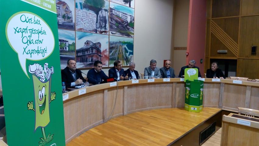 Η ανακύκλωση στην πράξη στους Δήμους Καλλιθέας, Ν. Σμύρνης, Μοσχάτου-Ταύρου με πρόγραμμα της Περιφέρειας Αττικής & του ΕΔΣΝΑ