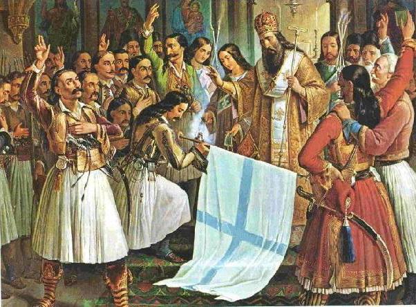 Με λαμπρότητα διεξήχθησαν οι εκδηλώσεις για τον εορτασμό της επετείου της 25ης Μαρτίου