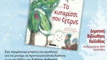 ΠΑΡΟΥΣΙΑΣΗ ΒΙΒΛΙΟΥ ΚΥΠΑΡΙΣΣΙ