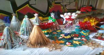 Χριστουγεννιάτικο παζάρι του Σωματείου «ΘΗΣΕΑΣ» σε συνεργασία με τον Σ.Α.Τ (σύλλογο γονέων)