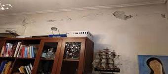 Έλεγχος σε κτίρια που έχουν υποστεί ζημιές από το σεισμό της 19-07-2019